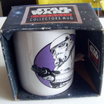 Star Wars classic collectors ceramic mug STORMTROOPER in box unused @SOLD@